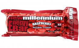 New Millennium Energy Bar Long Shelf Life 400 kcal