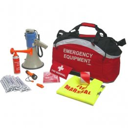 Fire Marshal Kit Bag - Workplace Fire Safety Equipment