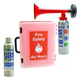 Air Horn Emergency Alarm Station