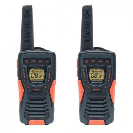 Cobra Waterproof PMR Radios Twin Set