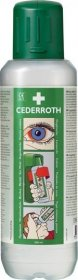 Cederroth Buffered Eye Wash Bottle 500ml