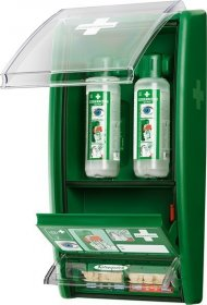 Cederroth Complete Eyewash Station with Plasters