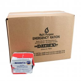 Datrex Emergency Food Ration Box of 30