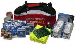 Emergency Kit Workplace Contingencies Up To 40 Persons