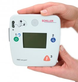 Pocket Defibrillator Semi Automatic Fred Easyport