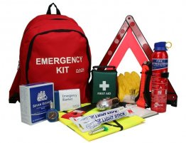 Car Emergency Kit - Accident and Breakdown Kit