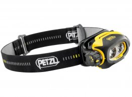 Petzl Pixa 3 Head Torch ATEX Waterproof Dual Beam 100 lumens