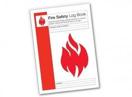 Fire Safety Log Book complete guide to Fire Safety