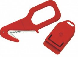 MAC Rescue Cutter Red