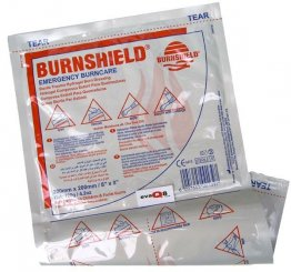 Burnshield Sterile Trauma Burn Dressing 20cm x 20cm