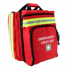 First Aid Equipment Backpack