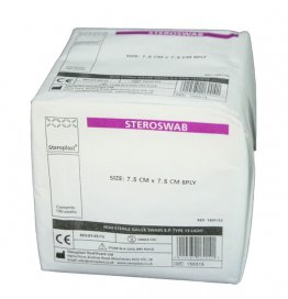 Non Sterile Gauze Swabs Pack of 100
