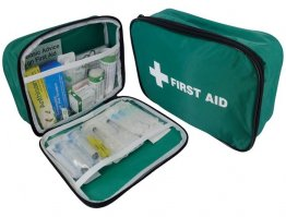 Foreign Travel First Aid Kit Sterile Department of Health Compliant