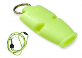 Fox 40 Micro Safety Whistle With Lanyard
