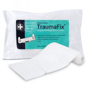 Trauma Dressing Vacuum Packed 10 x 18cm