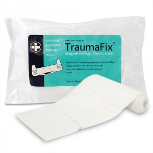Trauma Dressing Vacuum Packed 15 x 18cm