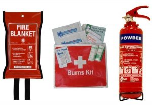 home fire safety kit