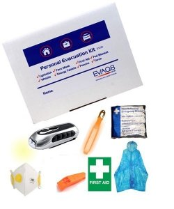 Personal Evacuation Pack - Ideal for Offices