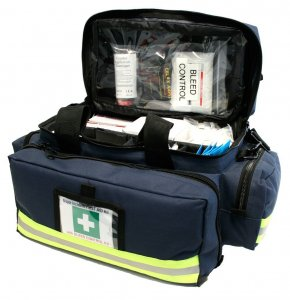 Mass Casualty First Aid Kit With Bleed Control Pack