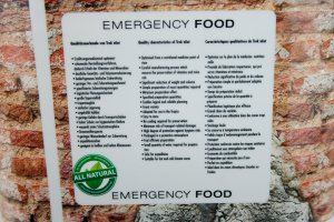 7-Day Freeze Dried Emergency Food Package