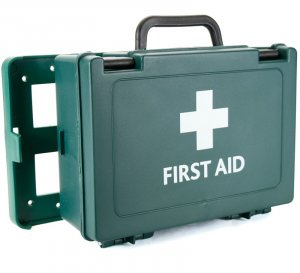 PSV Public Service Vehicle First Aid Kit With Mounting Bracket