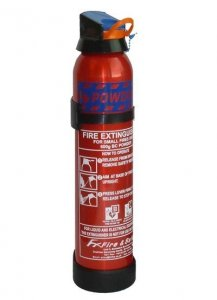 Car Fire Extinguisher 0.6kg Dry Powder