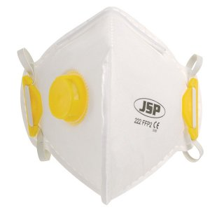 Disposable Mask FFP2(N95) Valved Respirator Conforms to EN149:2001+A1:2009