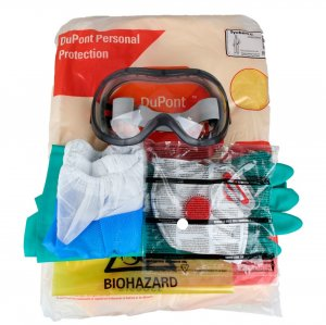 Biohazard Personal Protection Kit