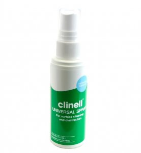 Clinell Universal Disinfectant Pocket Spray 60ml