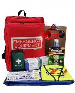 Classroom Emergency Evacuation Kit