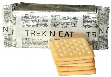 Trek'n Eat Long Shelf-Life Biscuits 125g 540kcal