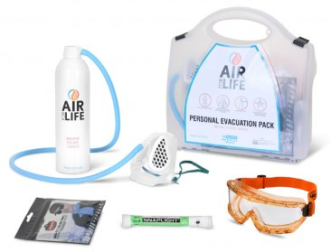 Air For Life Personal Evacuation Kit