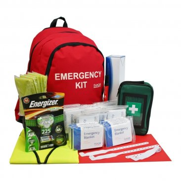 Care Home Evacuation Kit - Emergency Grab Bag
