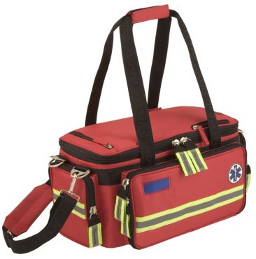 Basic Life Support Bag Red