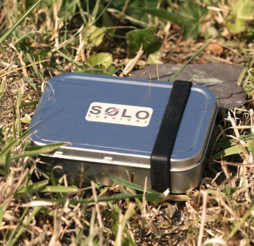 SOLO Fire Starting Survival Kit
