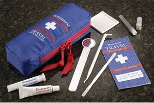Dental Emergency First Aid Kit For Travel