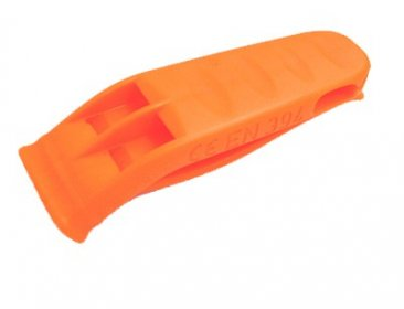 ITW Orange Safety Whistle ISO12402-8 Approved